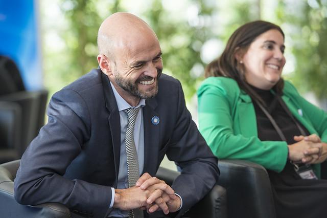 Guillermo Diétrich y Manuela López Menéndez